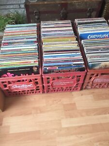 Tons of records.