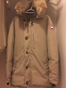 Mint condition, barely worn  (L) Canada Goose Mens Chateau Parka