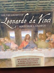 The treasures of Leonardo da Vinci by Matthew Landrus