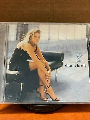 The Look of Love by Diana Krall (CD, Oct-2002, Universal Distribution) Brand