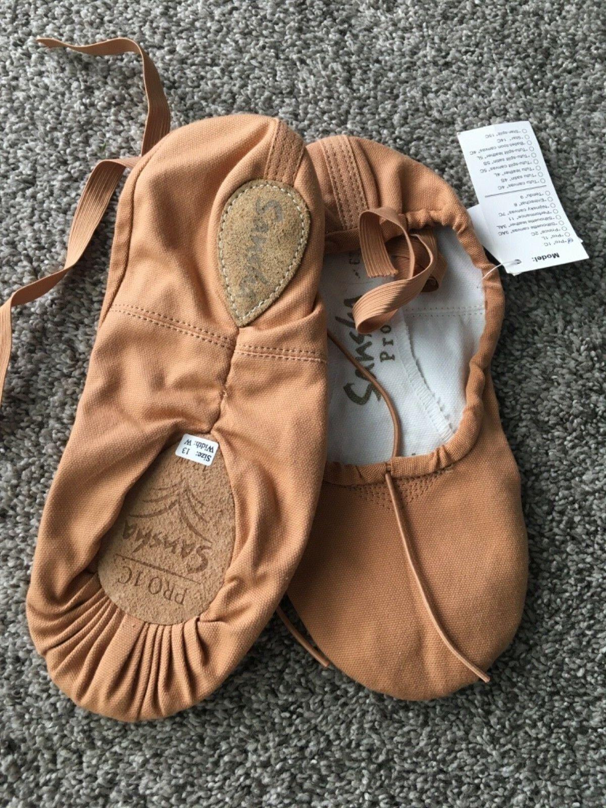 pro 1c mens ballet shoes size 13w