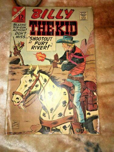 Vintage Billy The Kid #58