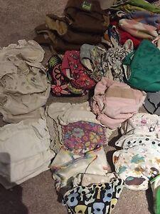 Huge lot cloth diapers Peterborough Peterborough Area image 2