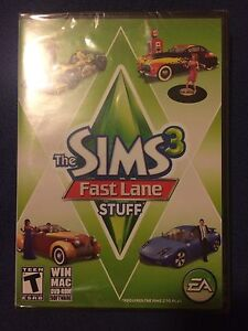 Sims 3 - Fast Lane Expansion Pack