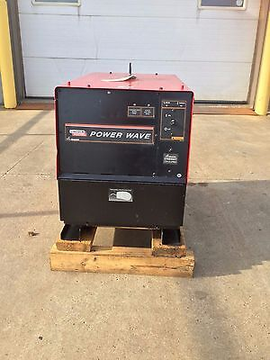 Lincoln Electric K2202-1 Power Wave 455m Robotic