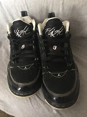 53d90ecb5df24b Nike™ Air Jordan FLIGHT 9 Oreo Youth Sz 7