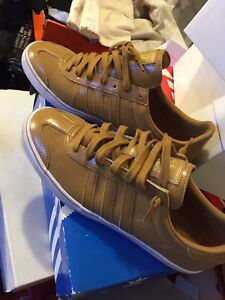 Adidas size 12 gold chile 62 pack