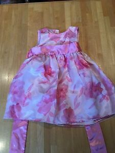 Girls spring/Easter dresses size 24 mths