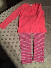 Size 4 Girls top and leggings New with tags Port Noarlunga Morphett Vale Area Preview