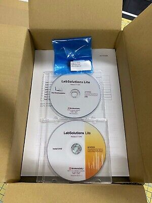 Shimadzu Labsolutions Lite Lc Pda With Software Key New