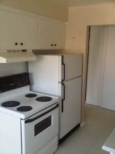 Well maintained 2 bedroom units available December 1st