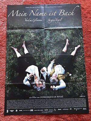 inoplakat Poster A1, Jürgen Vogel, Vadim Glowna (Name Plakat)