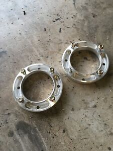Polaris RZR 1 inch wheel spacer