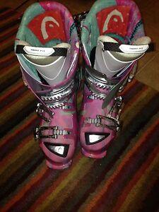 Ski boots 26.5