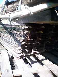 Corrugated iron fencing sheets Truganina Melton Area Preview
