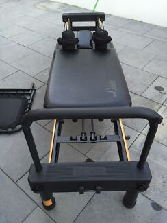 Aero Pilates Performer XP610 with free form cardio rebounder Sunrise Beach Noosa Area Preview