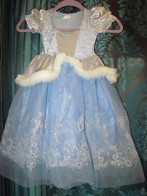 Cinderella Dress Halloween Costume XS 2/4 Cute!!!!