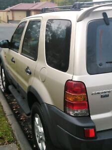 2002 ford escape xlt,4x4