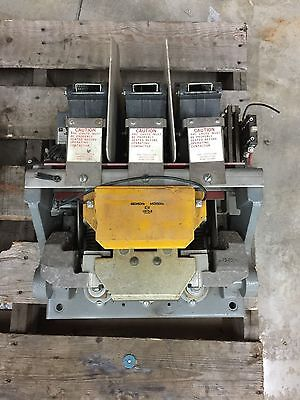 USED CUTLER-HAMMER SIZE 7 STARTER C10KN3 SERIES A1 CONTACTOR