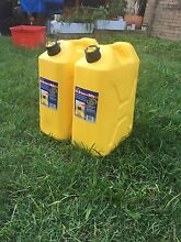 20L diesel fuel Jerry Coorparoo Brisbane South East Preview