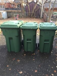 Heavy Duty Garbage Cans