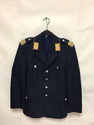 Bundeswehr Sakko Luftwaffe Gr.56 Jacke Uniform Kostüm Pilot Kapitän Marine Bw 2