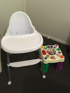 Childcare high hair and infant toy Abermain Cessnock Area Preview