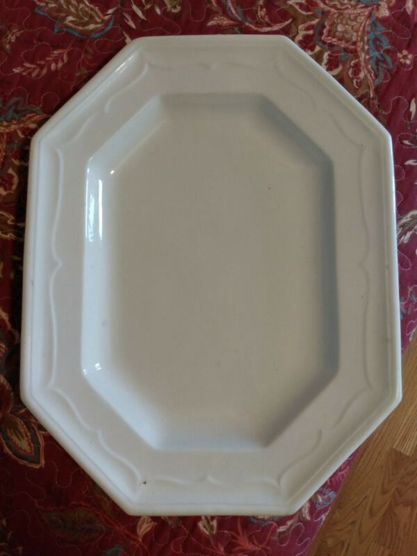 Antique R. Boote Ironstone Platter