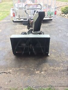 Craftsman Heavy Duty Snowblower