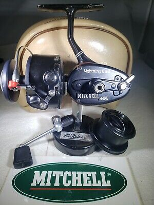 Mitchell Garcia new old stock oscillation Guide #82394 840 etc