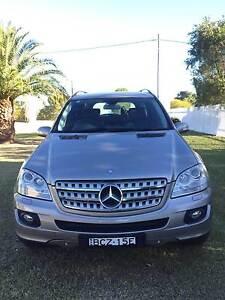 2007 Mercedes-Benz ML Wagon Horsley Park Fairfield Area Preview