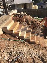 Sandstone blocks/steps/rock Coomera Gold Coast North Preview