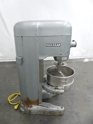 Hobart M-802 Planetary Mixer 80 Quart 4 Speed 440v