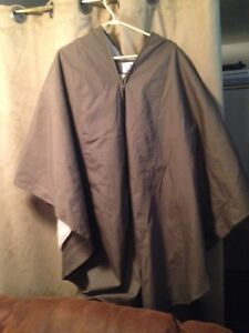 Silverts adaptive clothing poncho cape elderly disabled