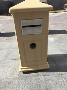 Letterboxes: pick up or delivery! Bayswater Bayswater Area Preview