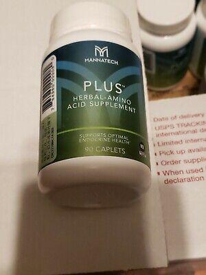 15 bottles of Mannatech PLUS herbal amino acid supplement 90 capsules.EXPIRED.