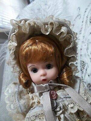 Madame Alexander Charming Silk Victorian
