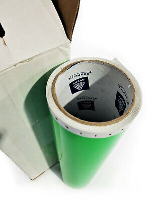 Gerber 15 Edge Ready Signal Green Neon Vinyl Edge Printer Plotter