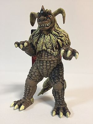 Bandai Godzilla King Caesar Movie Monster EX Series Action Figure Soft Vinyl