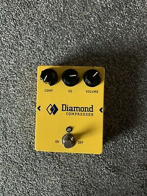 DIAMOND CPR1 – COMPRESSOR PEDAL for GUITAR