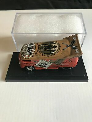 LIBERTY PROMOTIONS HOT WHEELS OUTLAW WITH MUG SHOTS VW DRAG BUS 619/1000