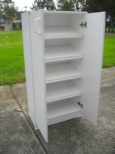 NEW AUSTRALIAN MADE & ASSEMBLED SHOE CABINET*CUSTOM SIZE*6 COLOUR Cartwright Liverpool Area Preview
