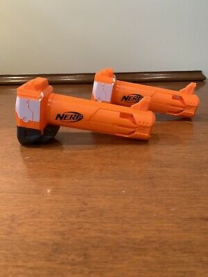 2 Nerf Accessory Long Range Upgrade - Long Barrel Blaster Attachment ONLY (NEW)