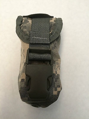 ~NWOT! US MILITARY ACU FLASH BANG GRENADE POUCH MOLLE II SPECIALTY DEFENSE USA