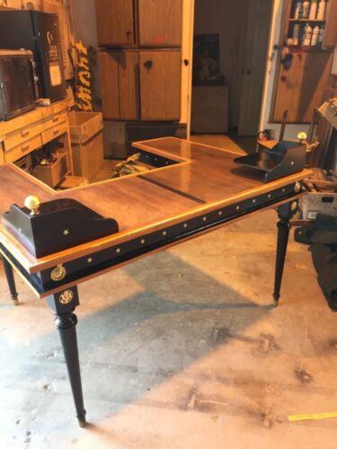 Regency Hunt Desk-custom made