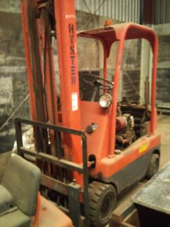 Forklift 2ton 3meter Woodend Macedon Ranges Preview