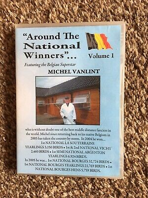 Racing Pigeon Dvd Around the National Winners Michel Vanlint