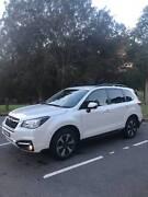 2017 Subaru Forester S4 Auto 2.5i-L SUV Cremorne North Sydney Area Preview