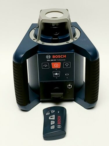 Bosch GRL 300 HV Rotation Laser Horizontal / Vertical Rotary Auto Level & Remote