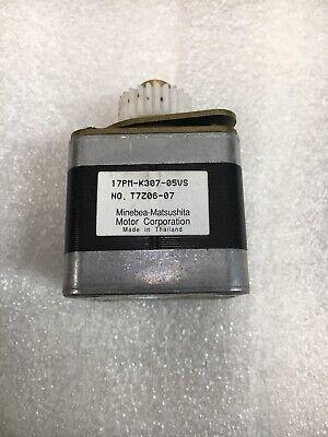 Minebea-matsushita Type 17pm-k307-05vs Stepper Motor